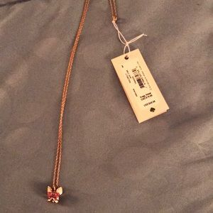 Kate spade Francois necklace w/dustbag